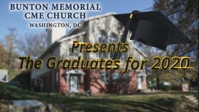 Bunton Graduates Slide Show 2020_mp4