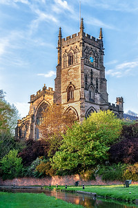St Mary's Church, Kidderminster, Worcestershire