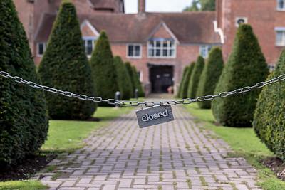 Harvington Hall, Worcestershire