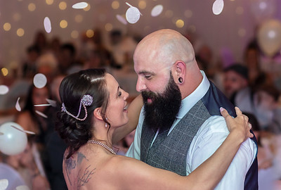 The First Dance, Birmingham Wedding Photographer