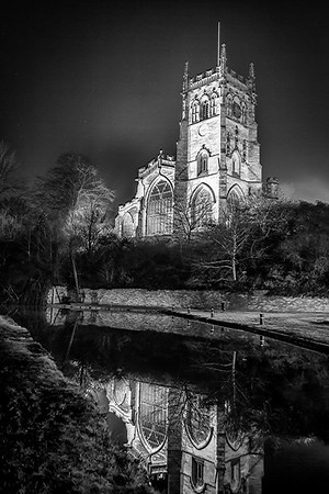 St Marys Church, Kidderminster, Worcestershire