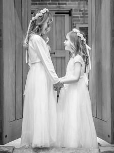 Wedding Photography - Curradine Barns