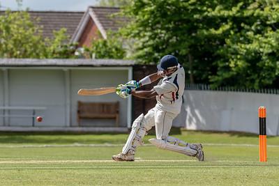 Stourbridge Cricket Club -Maverick Perry