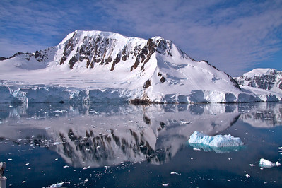 In Lemaire Channel, Antarctic Peninsula