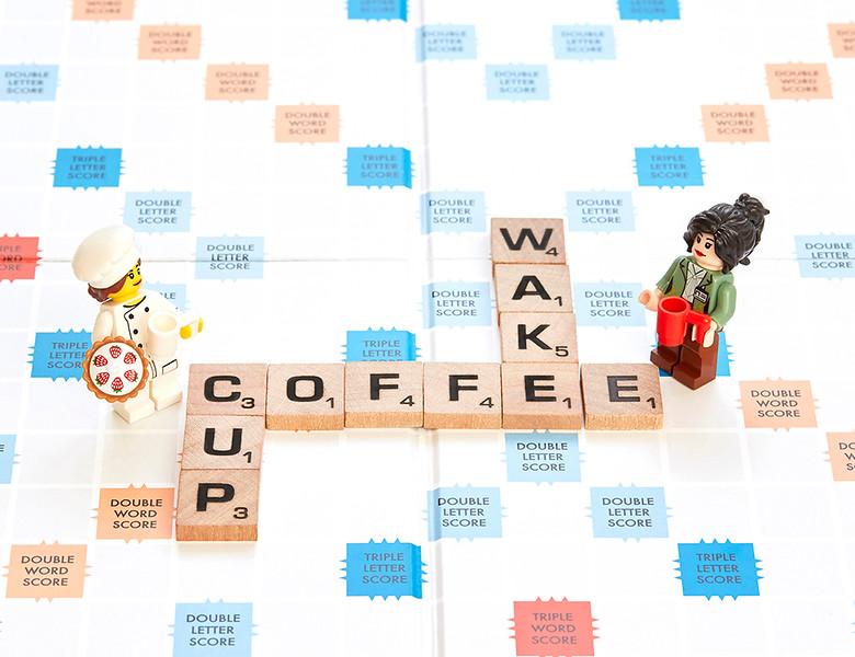 Coffee Wake Cup
