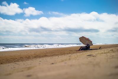 adillenseger cape hatteras beach