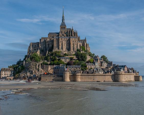 Mont Saint-Michel , France