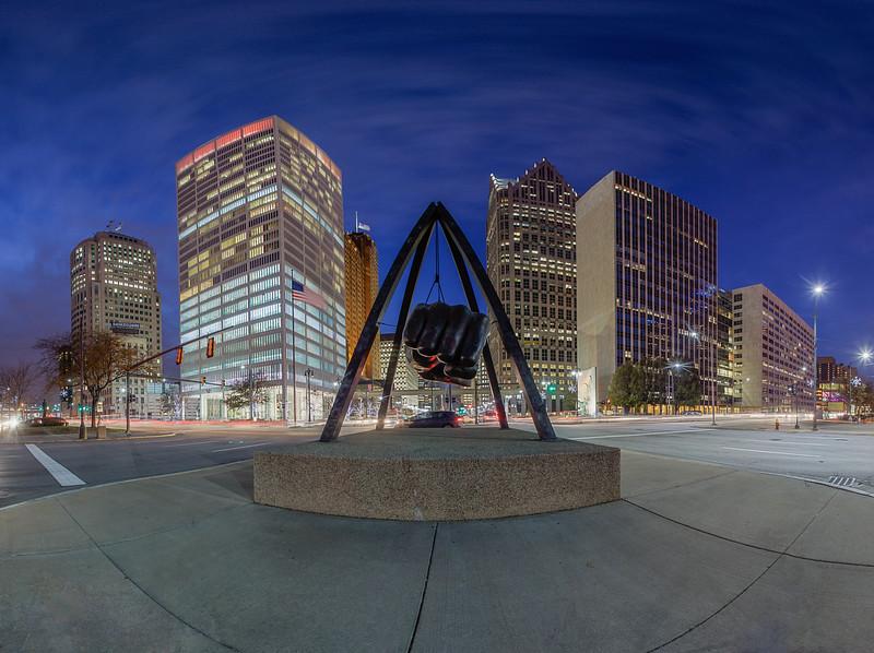 The Motor City