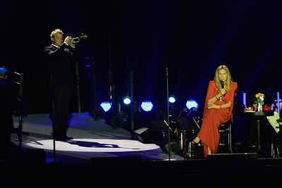 Barbra Streisand in Concert. Tel Aviv, Israel- July 2013