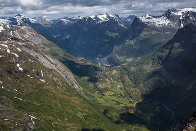 Geiranger Fiord