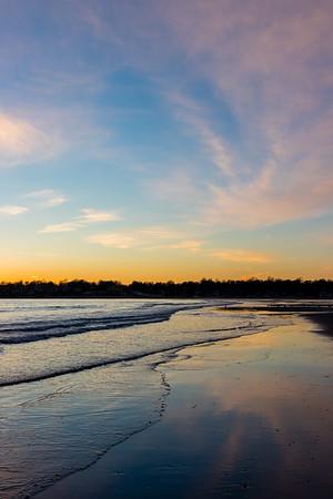 Beach in Newport, RI