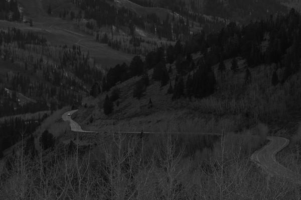 Road in Utah