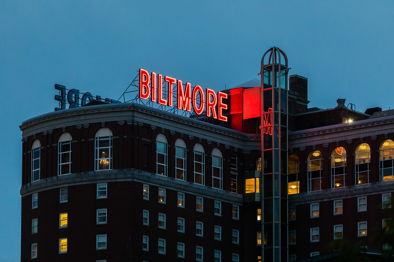 The Biltmore Hotel in Providence, RI