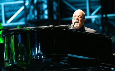 Billy Joel, Citizen's Bank Park in Philadelphia. August 2, 2014.