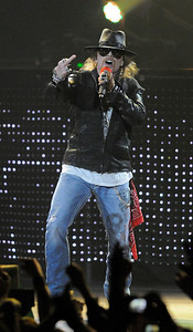 Axl Rose, Guns and Roses