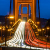 Light Trails on the Golden Gate Bridge