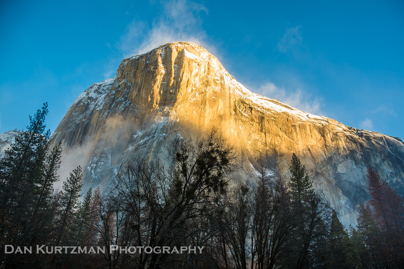 El Capitan Morning Mist