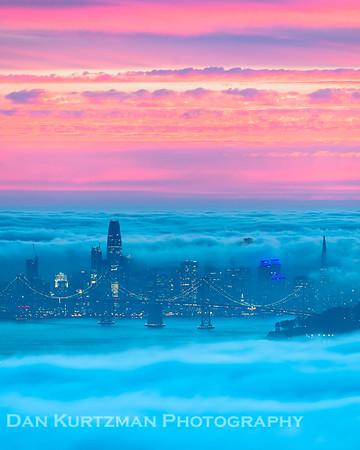 San Francisco Fog Sandwich