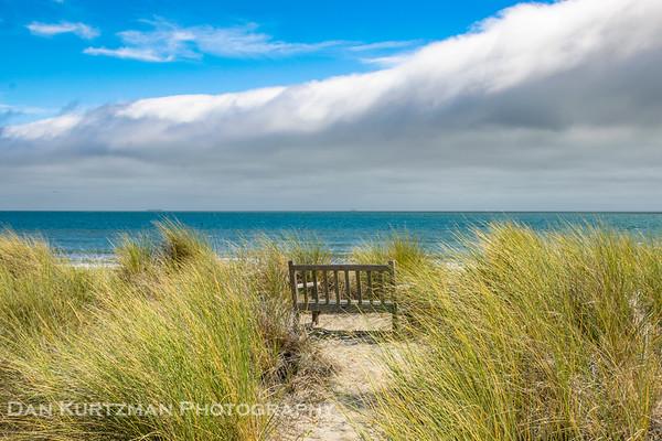 Serenity at Stinson Beach, California
