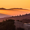 Mt Tam Solstice Sunset
