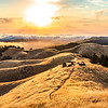 Golden Sunset on Mt. Tam