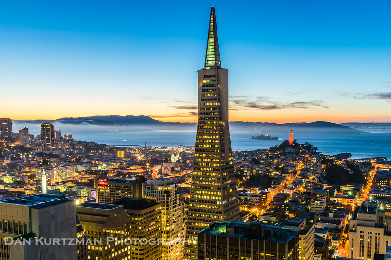 San Francisco Citysape