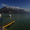 Panoramique! Lac D'Annecy
