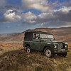 Shot for Land Rover Owner International... Photograph by Paul Doherty