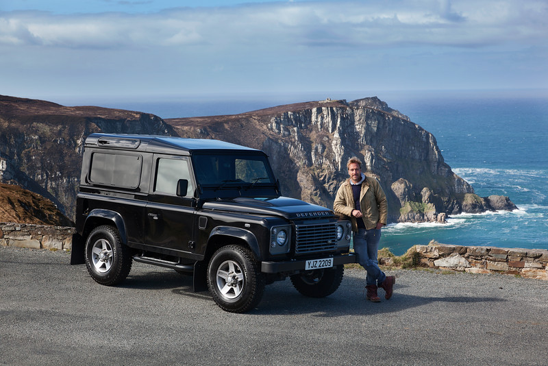 """Ben Fogle with Donegal Roaders, Co. Donegal Ireland. Photograph by Paul Doherty  <a href=""""http://www.dohertystills.com"""">http://www.dohertystills.com</a>"""