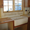 I love our farmhouse sink!