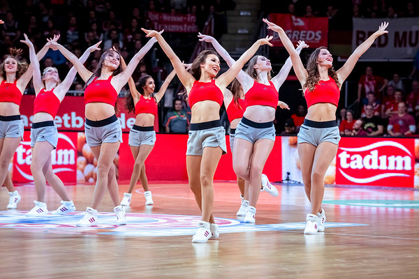 Basketball Euroleague: FC Bayern München Basketball - AX Armani Exchange Olimpia Milan