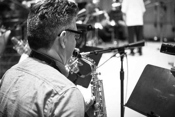 Saxophones - Home Suite Home