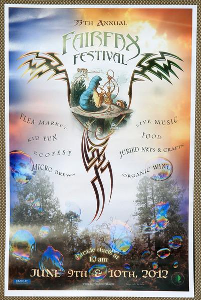 Our first Fairfax Festival - June 2012
