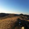 Ridgecrest Road on Motorcycle