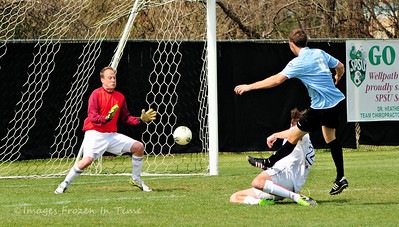 GA Tech vs FC Brookhaven