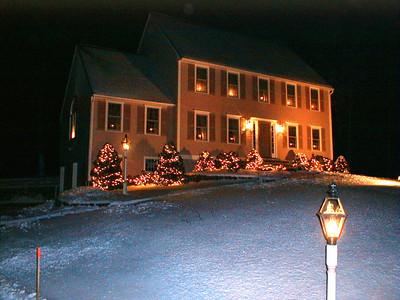 Winter Holidays 2001