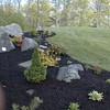 North side Perennial Garden