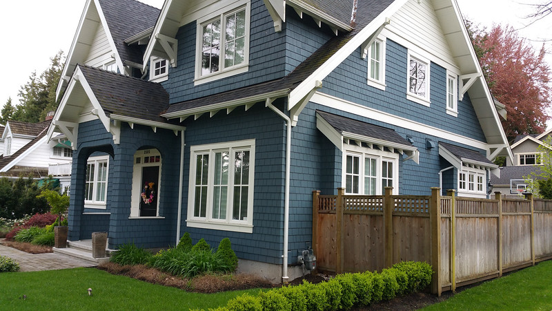 House colour preferred