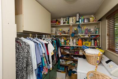 Laundry Room Before Photos