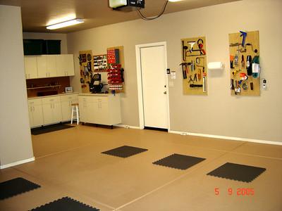 Garage Workshop Project