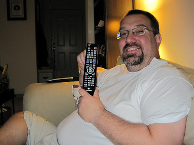 New remote - how exciting!