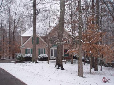 2008 January snow