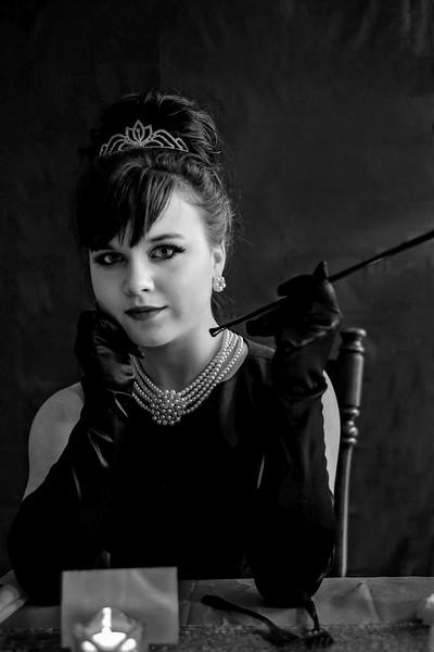 Old Hollywood Glamour Audrey Hepburn