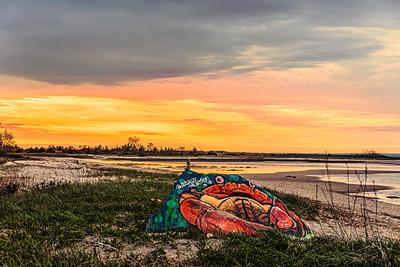 Not Quite Crab Meadow Beach
