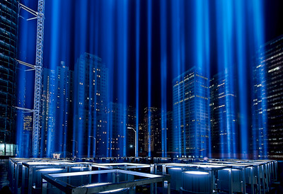 Tribute In Lights- At the source