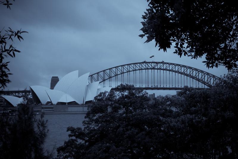 Australia - Harbour Bridge & Opera House