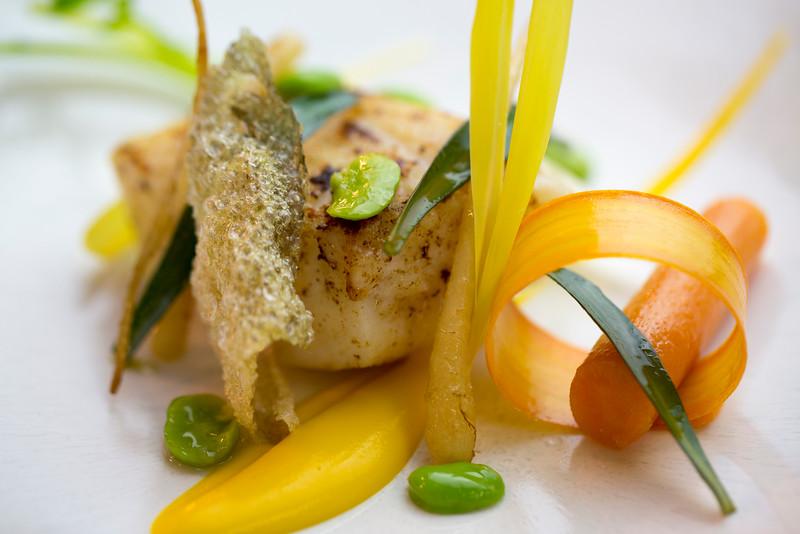 Alyn Williams Restaurant, Mayfair