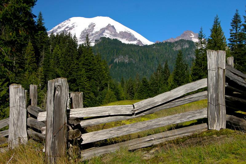 Box Canyon Mt. Rainier NP