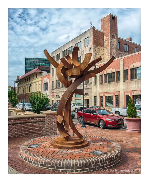 Sculpture by David Boyajian