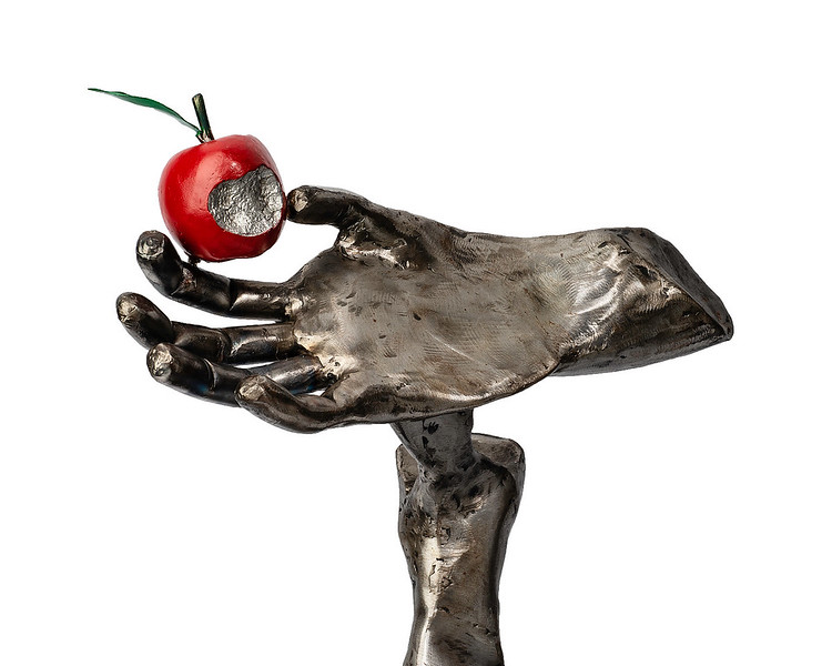 Sculpture by Renee Leverty